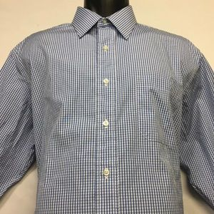 Brooks Brothers Makers French Cuff Gingham Shirt